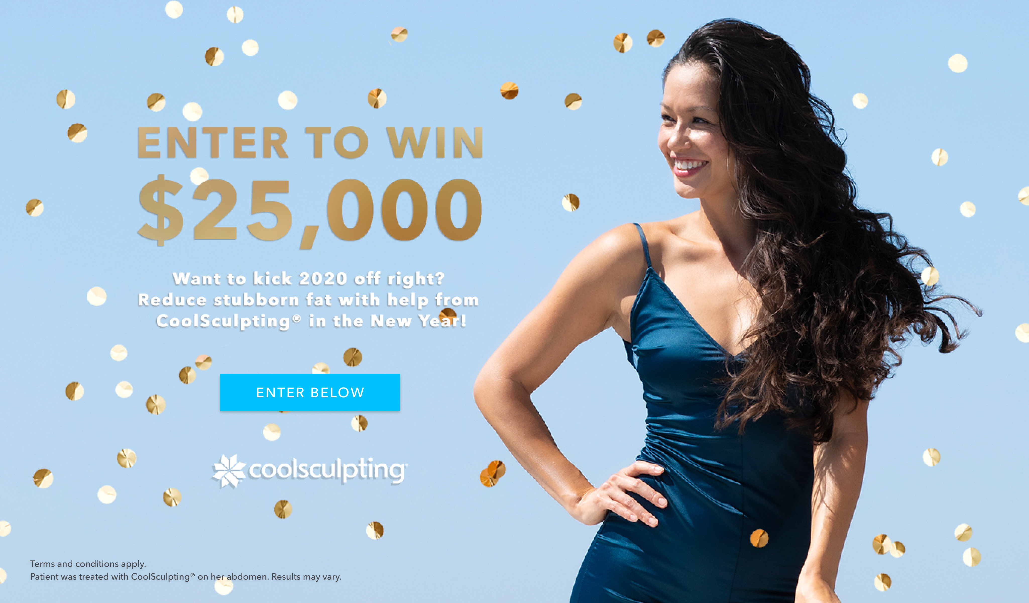 Enter to win 25000