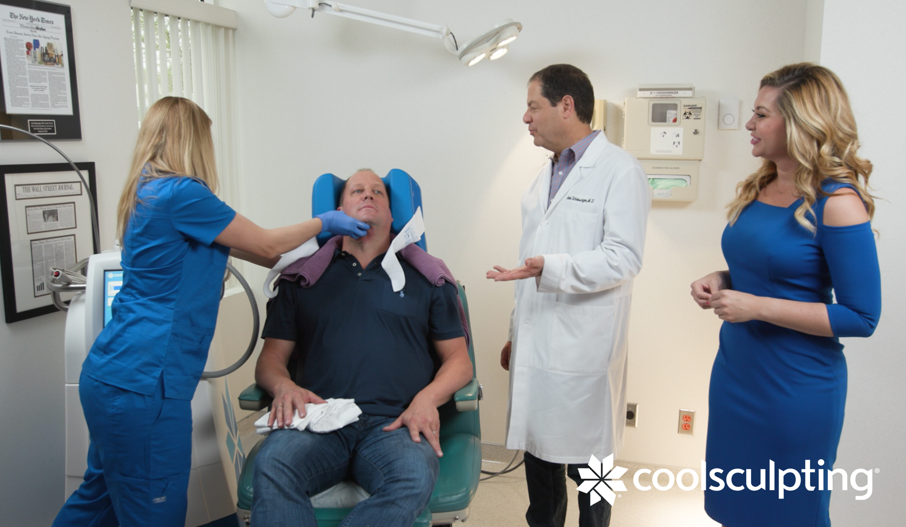What to Expect Before, During and After a CoolSculpting